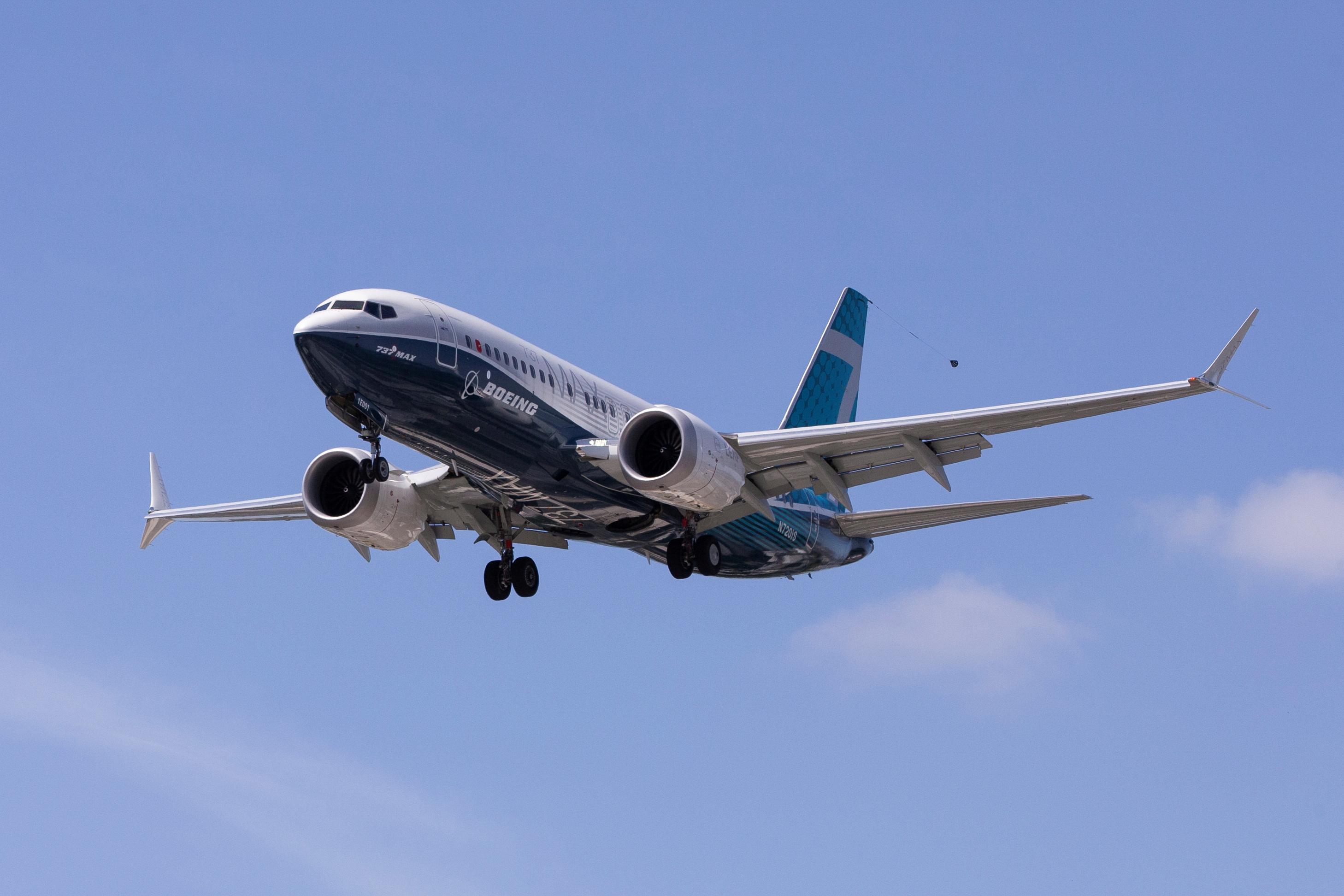 Le chef de la FAA va lui même piloter le Boeing 737 MAX pour le tester!