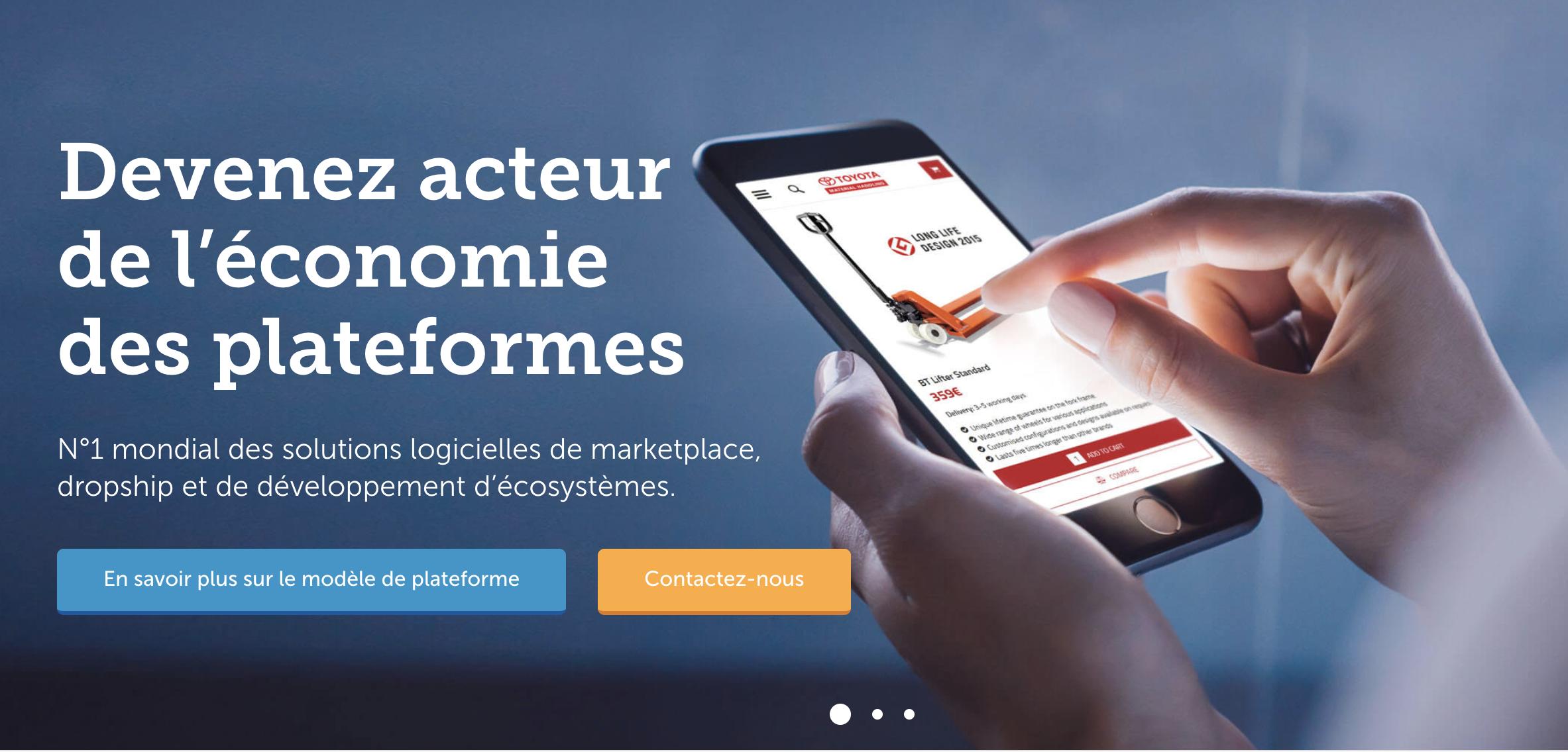 Méga-levée de 255 millions pour Mirakl, nouveau record de la French Tech