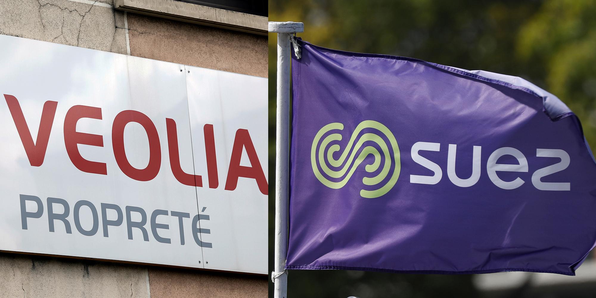 Fusion Suez-Veolia : il est urgent de bâtir un champion national de l'eau