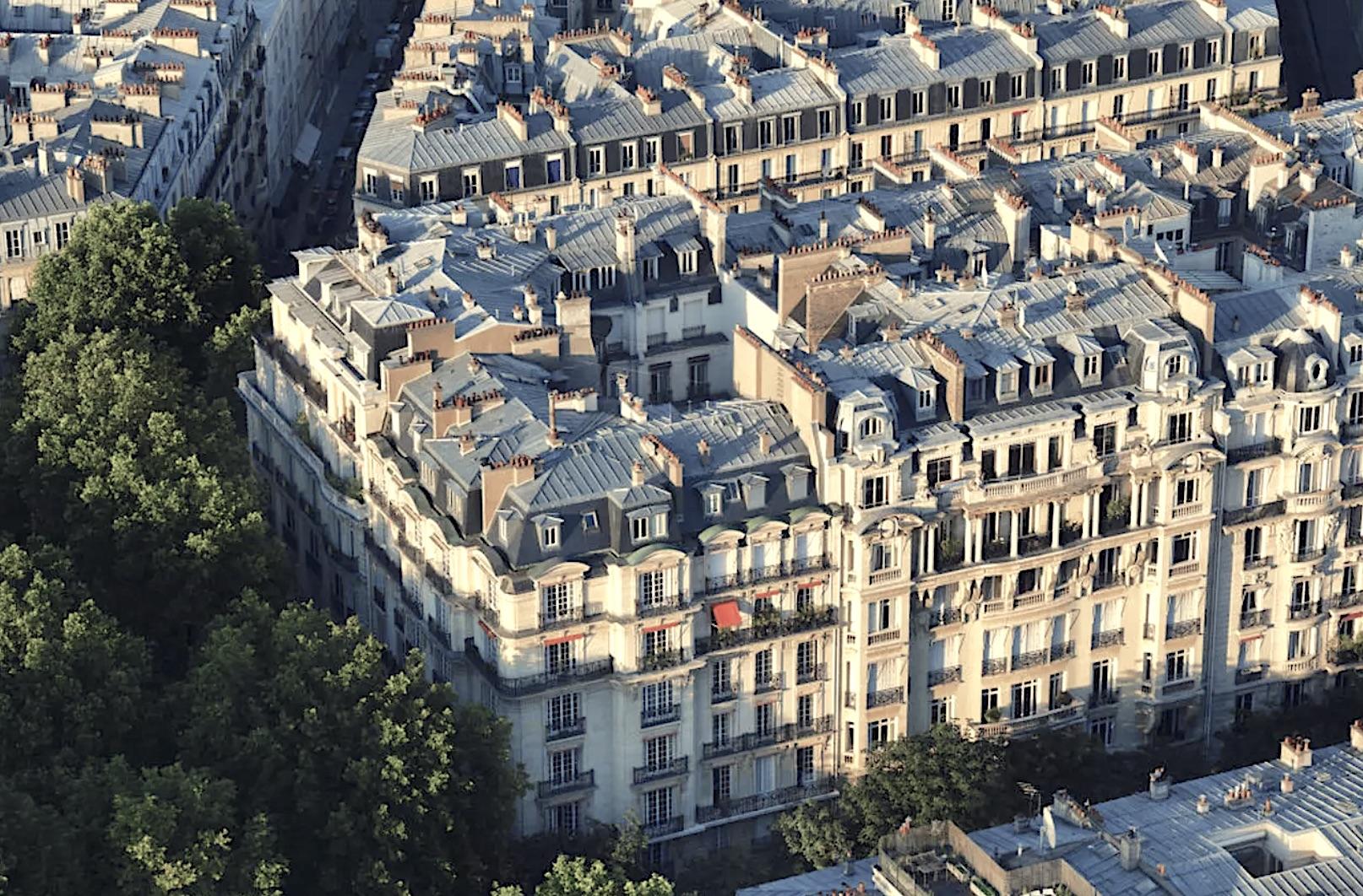 Les prix des logements anciens à Paris commencent à baisser