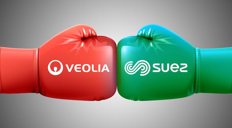 Suez-Veolia : le récit d'une bataille hors norme