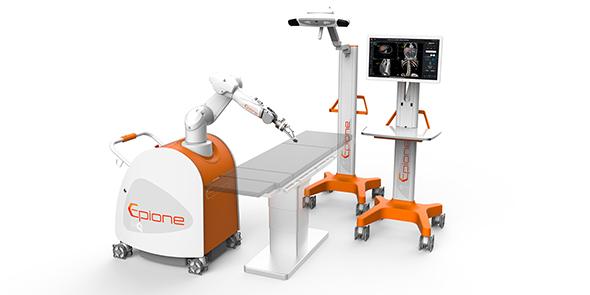 Quantum Surgical lève 40 millions d'euros pour commercialiser son robot