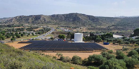 Narbonne rééquilibre son mix énergétique avec une centrale solaire thermique de 3.200 m2