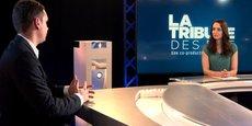 Stéphane Raynal, CEO et Co-fondateur d'IZIFRET apporte un éclairage sur le marché du Transport de marchandises.