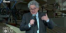 Pour le commissaire européen Thierry Breton, qui s'est exprimé au Paris Air Forum lundi 21 juin,