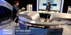 Matthias Dugué, Tech Evangelist chez Alwaysdata, conseille les chefs d'entreprise dans leur choix d'hébergeur.