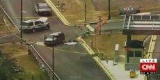 L'attaque a eu lieu à l'entrée du bâtiment de la NSA.