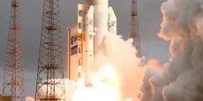 C'est le 64e lancement d'affilée réussi pour Ariane 5.