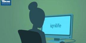 Ignilife : la plateforme d'e-coaching au service de la santé.