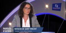 Natacha de Saint Vincent, Présidente de Francis Lefebvre Formation, nous parle des changements au sein du secteur de la formation professionnelle.