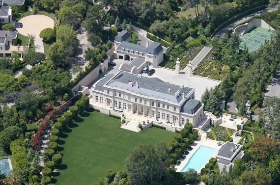 Qui a racheté la villa la plus chère de Los Angeles?