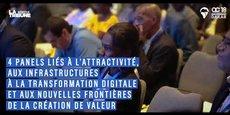 La construction de villes intelligentes et la transformation digitale en Afrique ont été largement abordées à la Conférence d'Africa Convergence de Dakar du 21 au 22 juin 2018, sous le thème : «Optimiser l'énergie, imaginer la ville intelligente, construire et financer des infrastructures efficaces, le triple défi de l'exécution stratégique».