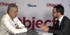 David Pierre, cofondateur du réseau bordelais C&S