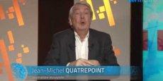Jean-Michel Quatrepoint, Journaliste-essayiste. / DR