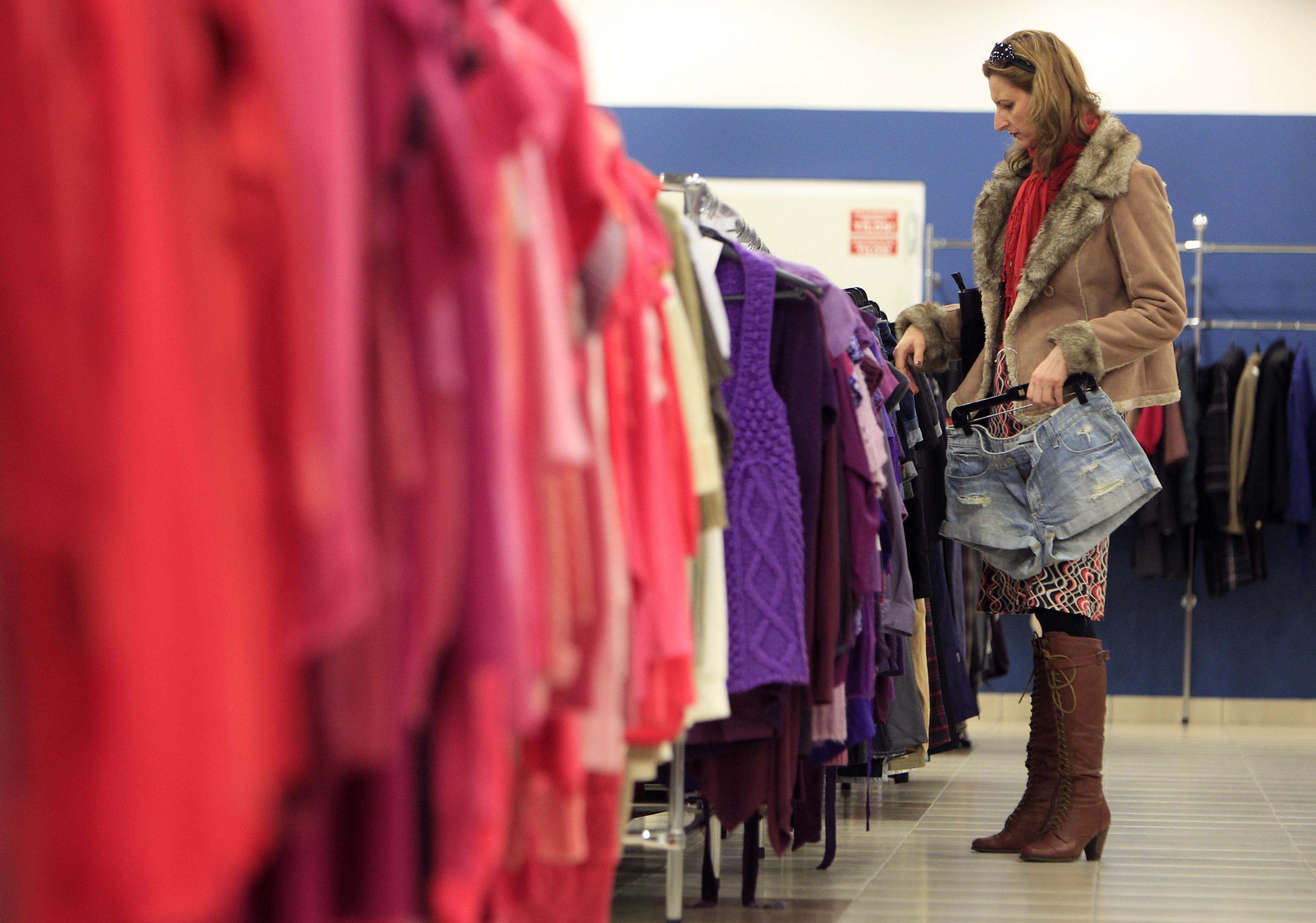 Les vêtements innovants cherchent leur place en magasin aa205528d25