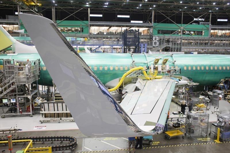 """Boeing stocke ses B 737 MAX, oui mais """"les murs ne sont pas extensibles"""""""