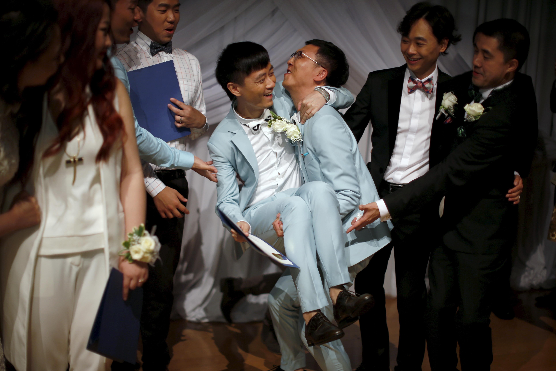 ScГЁne de sexe gay chinois