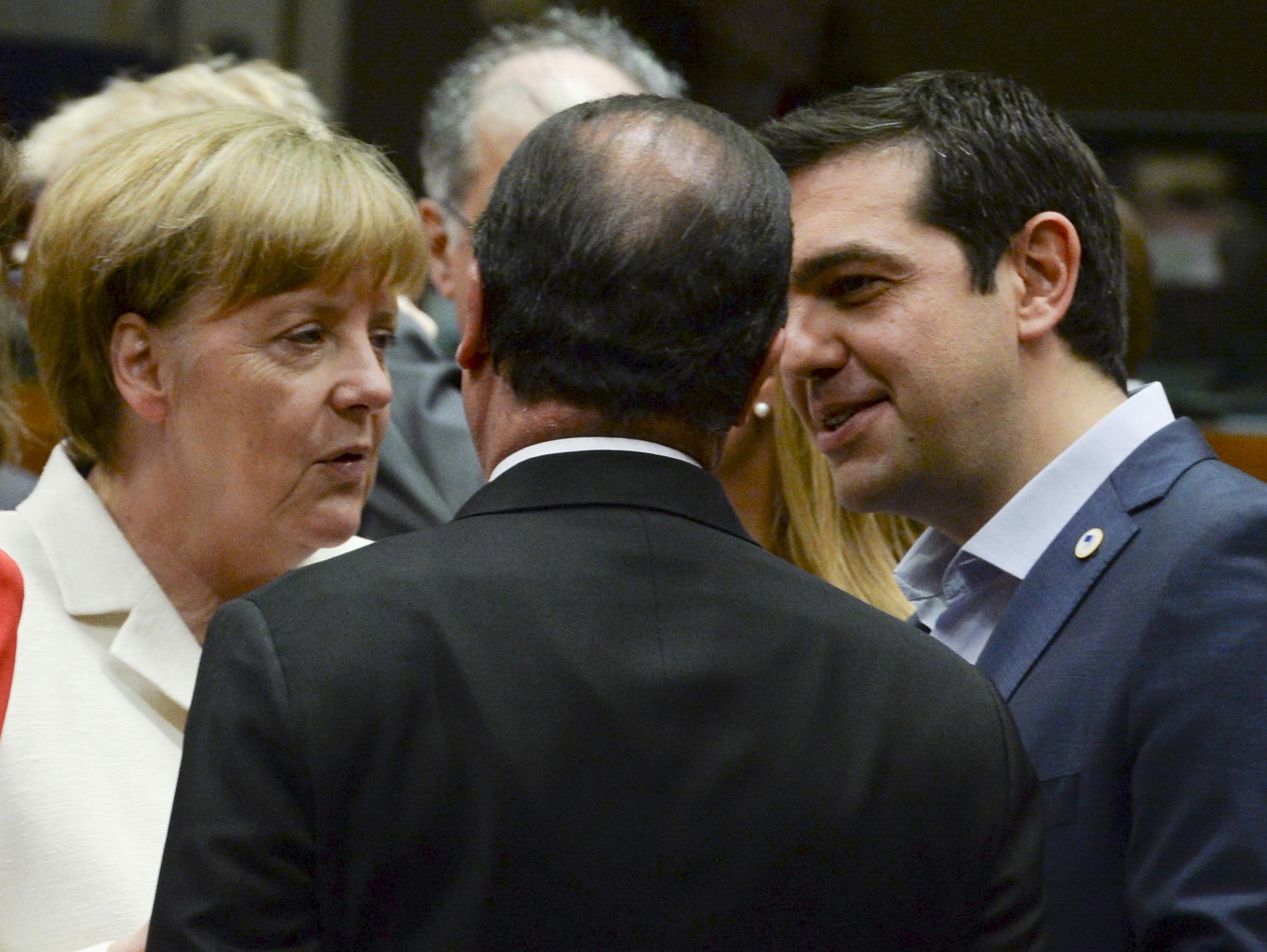 François Hollande a salué une décision historique de l'Union européenne ainsi que le choix