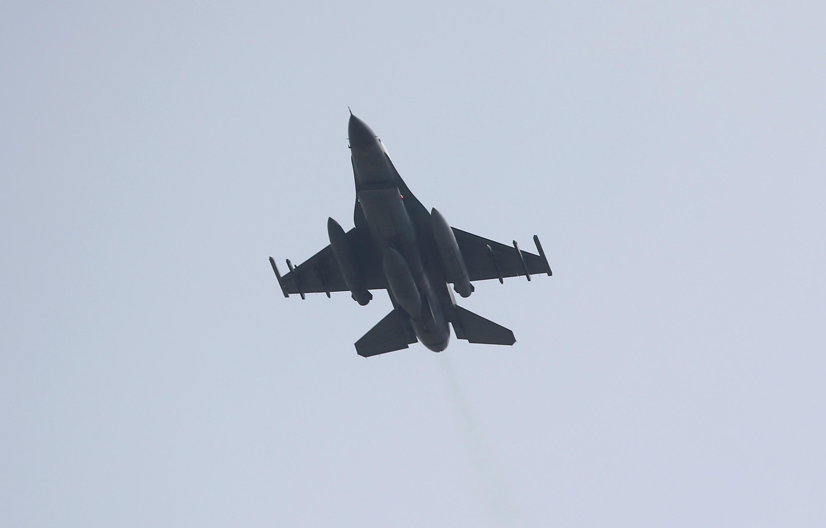 Les Etats-Unis prêts à vendre 66 F-16 à Taïwan pour 8 milliards de dollars