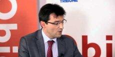 Frédéric Di Scala, vice-président du directoire de la Banque Courtois