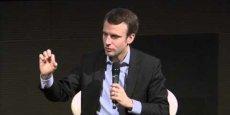 Selon Emmanuel Macron, ministre de l'Économie, de l'Industrie et du Numérique,