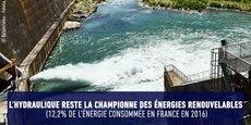 La France monte en puissance dans la consommation responsable d'énergies