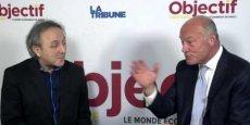 Alain Rousset, président de la Région Aquitaine Limousin Poitou-Charentes
