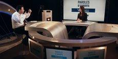 Amine Berrada, Fondateur de Bubble, nous fait découvrir les possibilités de la réalité virtuelle.