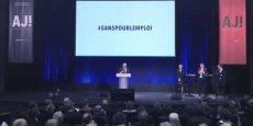 Alain Juppé, candidat à la Primaire de la droite dégaine ses mesures en faveur de l'emploi. Il préconise notamment le retrour aux 39 heures et la suppression de l'ISF