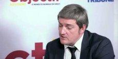 Olivier Foix, vice-président de CGI France
