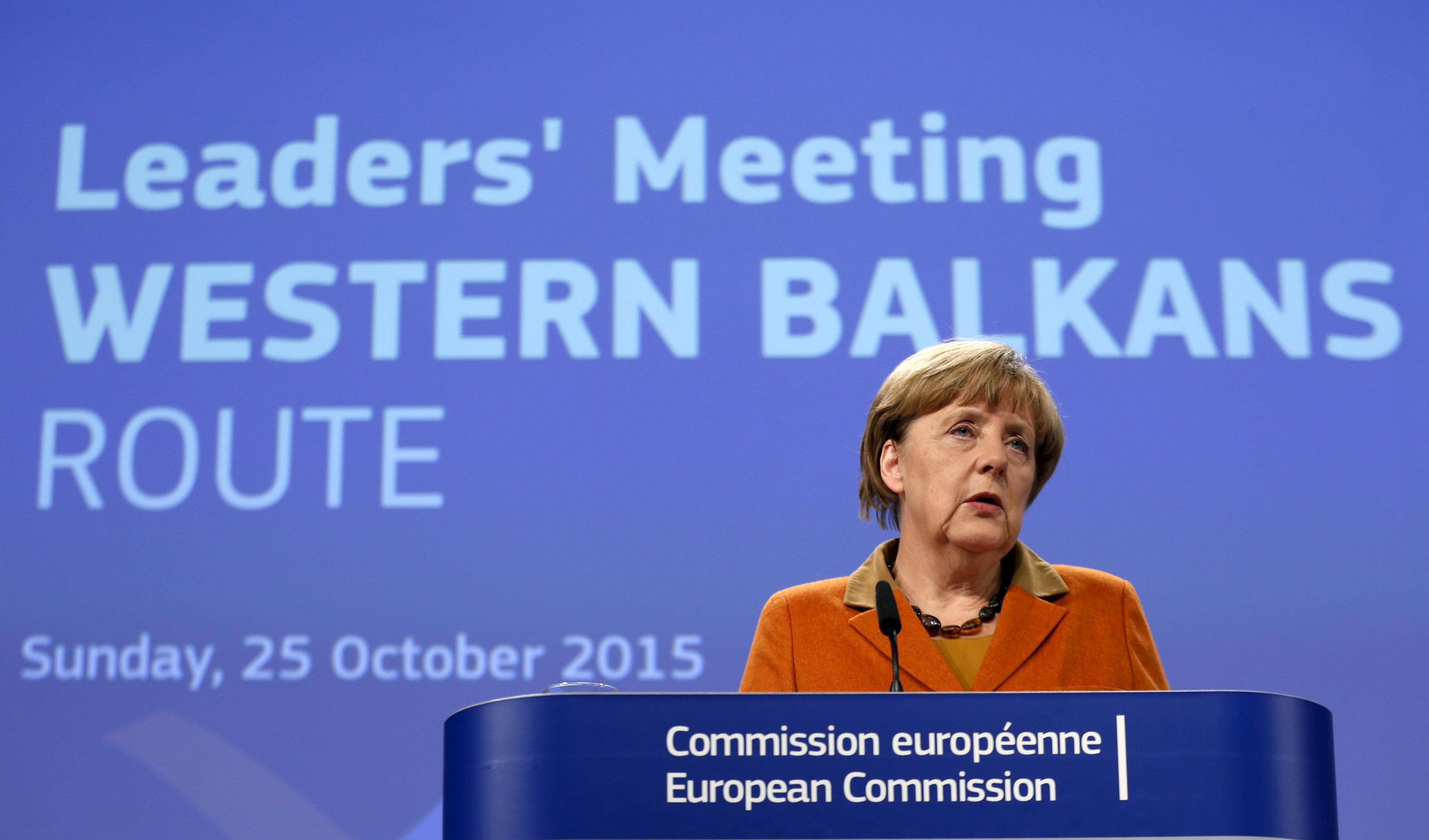 405a0d6b858 Accord entre l Europe et les Balkans pour gérer la crise des réfugiés
