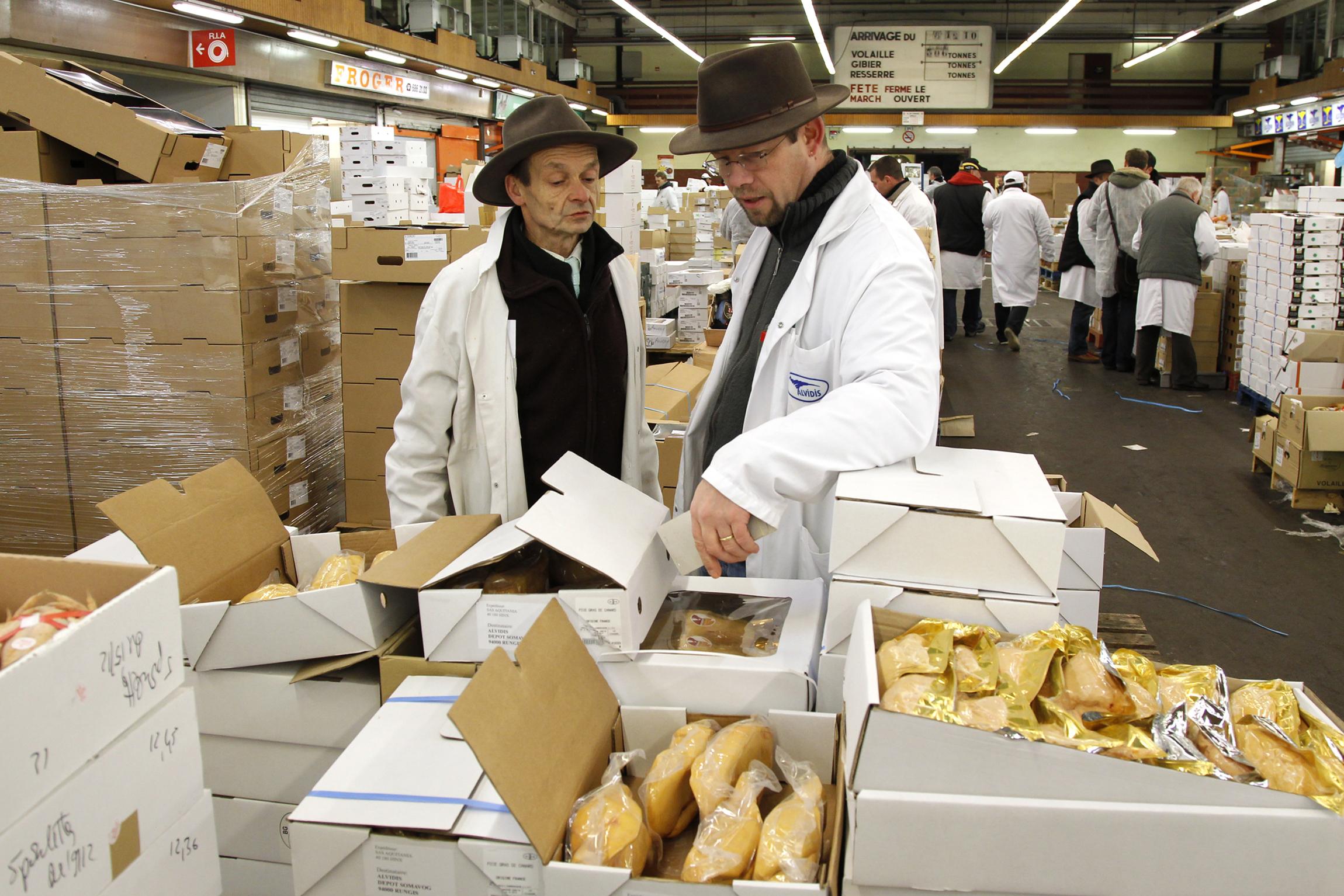 """Livraison des fruits et légumes de Rungis: retour sur une """"fake news"""""""