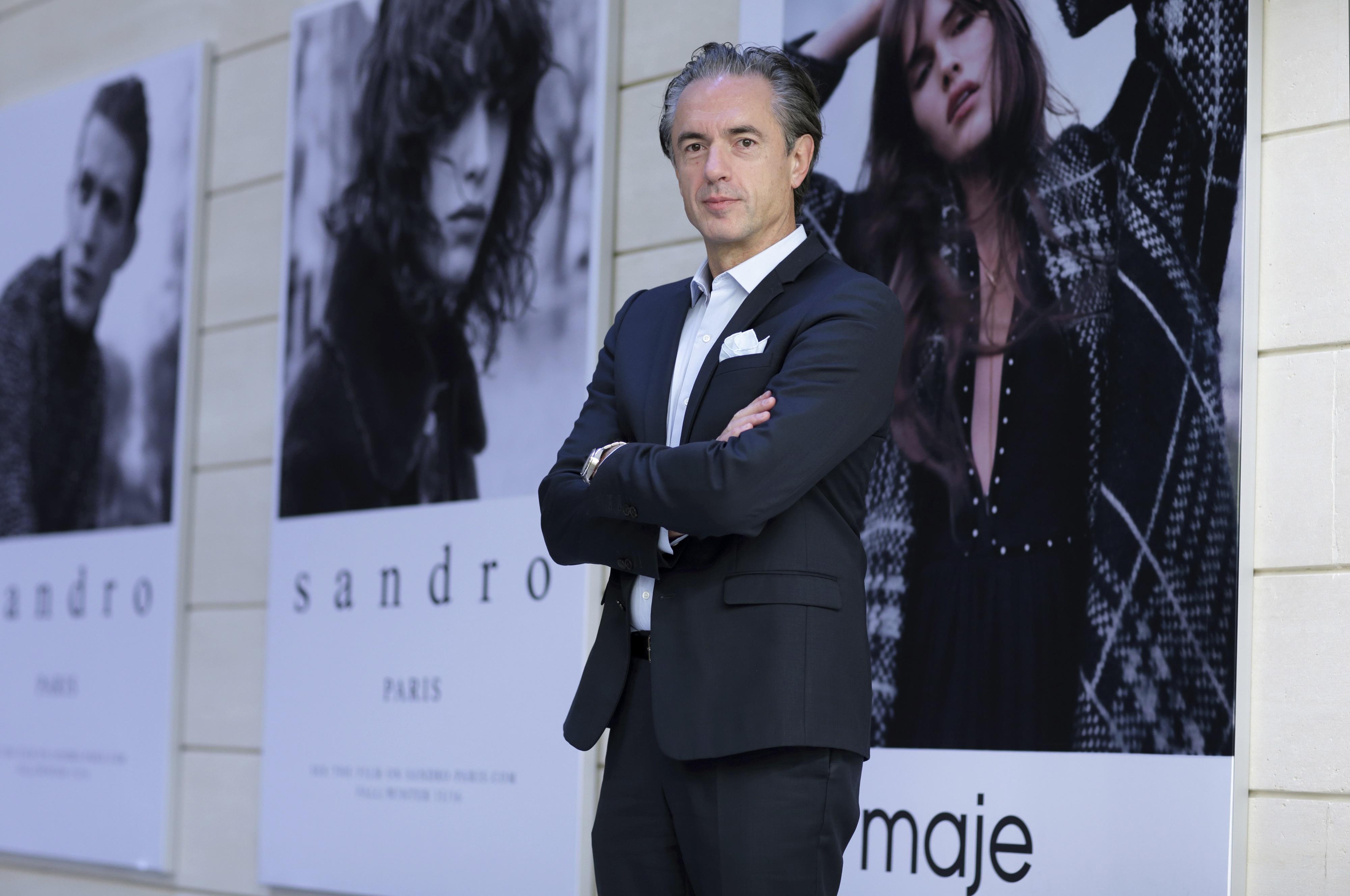 Convoite Ruyi Sandro Shandong Textile Le Géant Qui Du Chinois Maje q6Z4aF0w