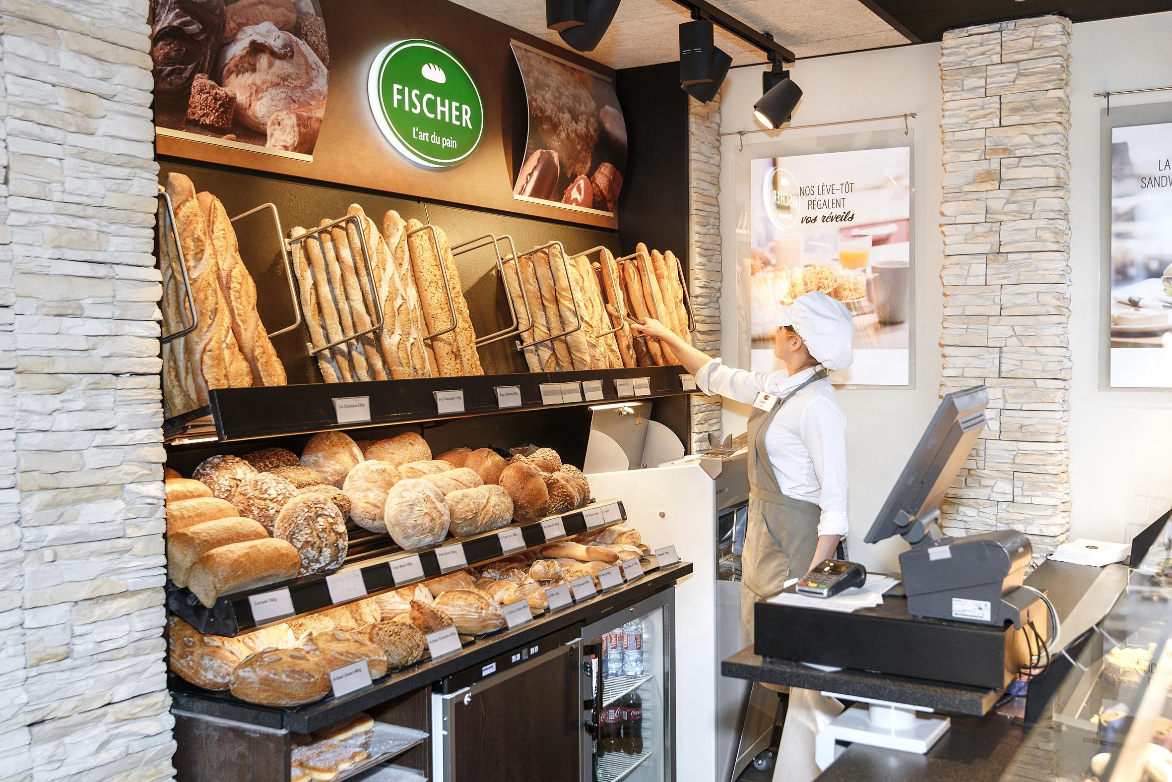 Carte Boulangerie Ange.Secteur De La Boulangerie Les Chaines Se Multiplient Comme Des