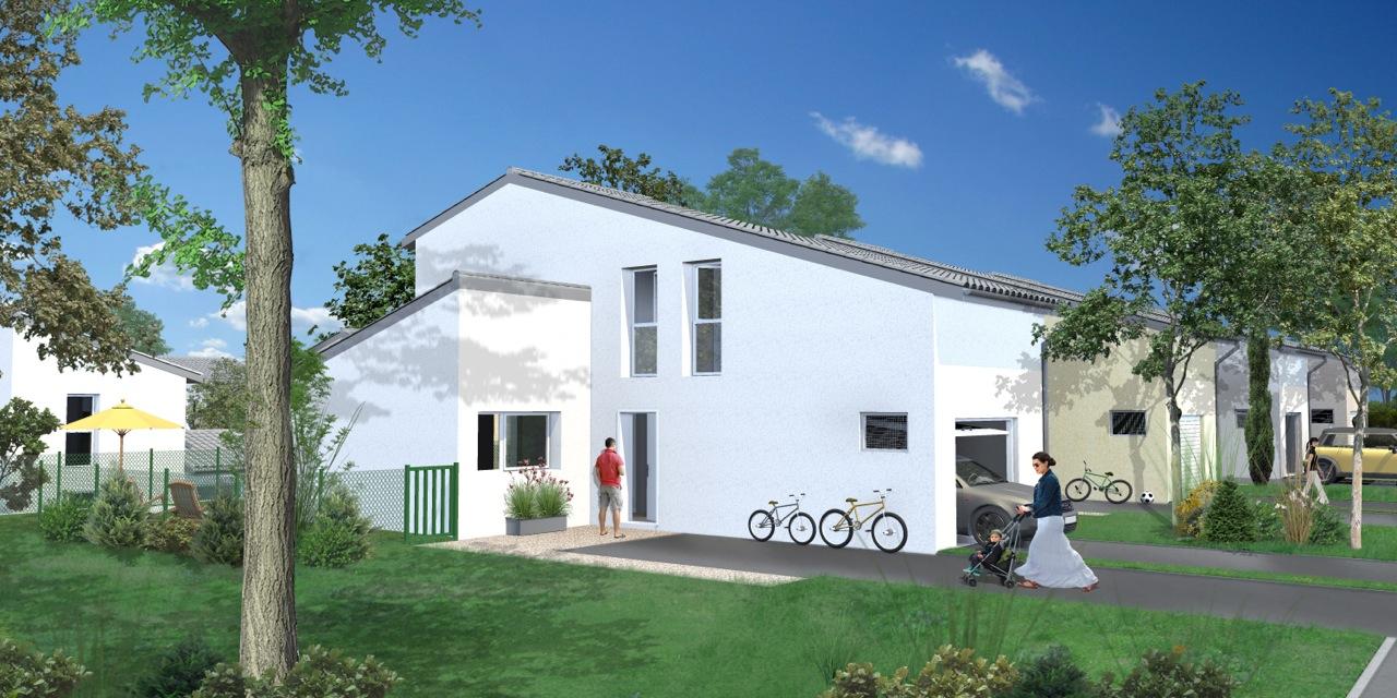 Maison en accession sociale gironde segu maison for Acheter une maison en gironde