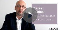 Pierre Cariou est professeur d'économie maritime et portuaire à Kedge Business School.