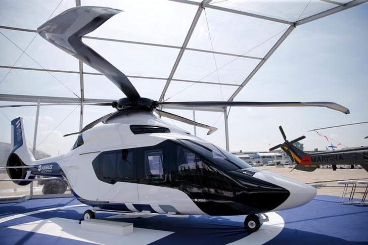 Le marché mondial de l'hélicoptère peine à redécoller