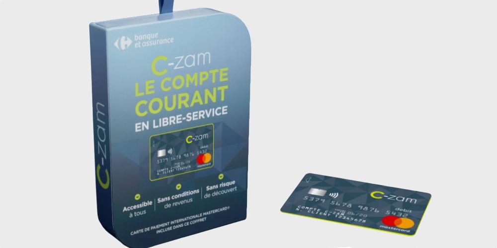 Carte C Zam Mineur.Carrefour Banque S Attaque A Compte Nickel Et Orange Bank