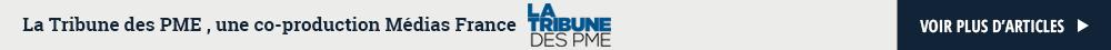 La Tribune des PME Bandeau