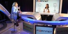 Claire SOUHAUT, Country Manager France chez Fortinet, nous parle du sujet de la cybersécurité.