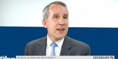Olivier Zarrouati, président du Directoire de Zodiac Aerospace