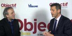Jacques Mangon, maire de Saint-Médard-en-Jalles et vice-président de Bordeaux Métropole