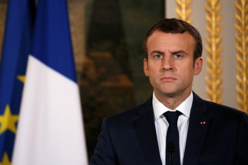 Macron fait volte-face sur l'aide au développement