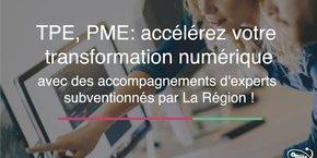 TPE, PME : accélérez votre transformation numérique !