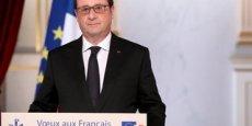 500.000 formations pour les chômeurs, nouvelles aides à l'embauche pour les PME, lutte contre le terrorisme… La Tribune vous résume les principaux points du discours de François Hollande jeudi 31 décembre.