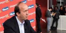 Christian Leguédois, responsable du pôle qualité de vie, santé au travail et diversité de Solocal Group