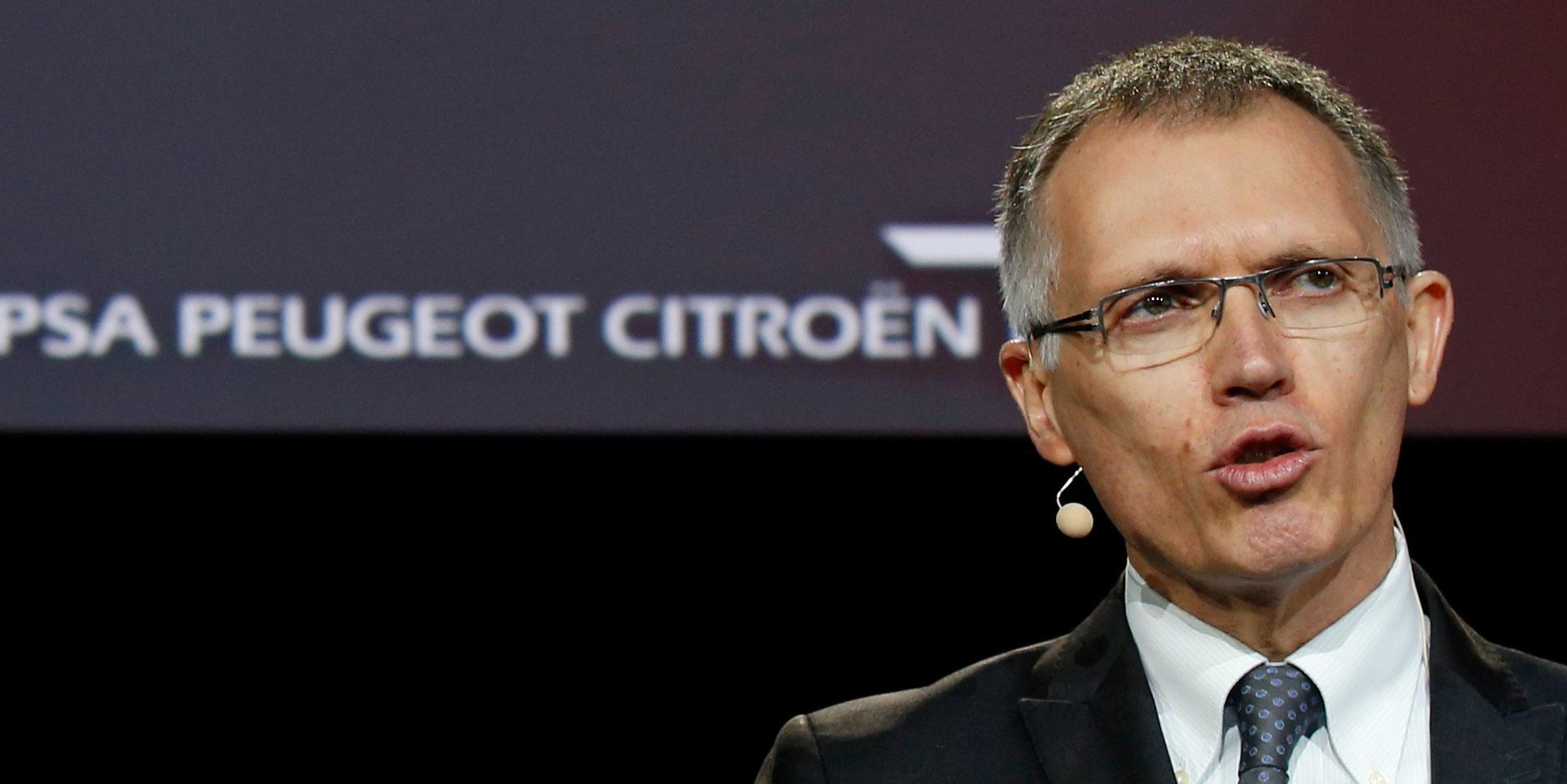 Mise en garde de Carlos Tavares sur l'électromobilité