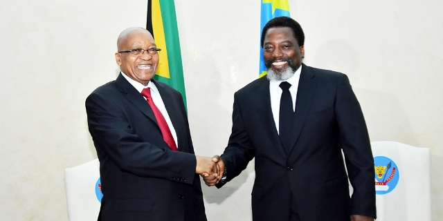 """Résultat de recherche d'images pour """"la République démocratique du Congo et l'Afrique du Sud"""""""