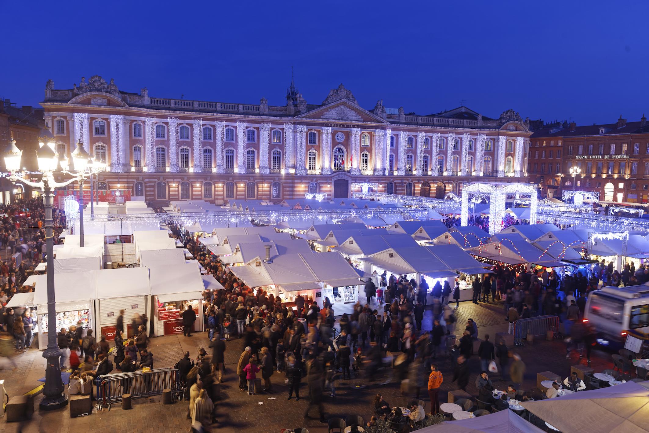 marché noel toulouse 2018 date Noël : quel coût pour la mairie de Toulouse ? marché noel toulouse 2018 date