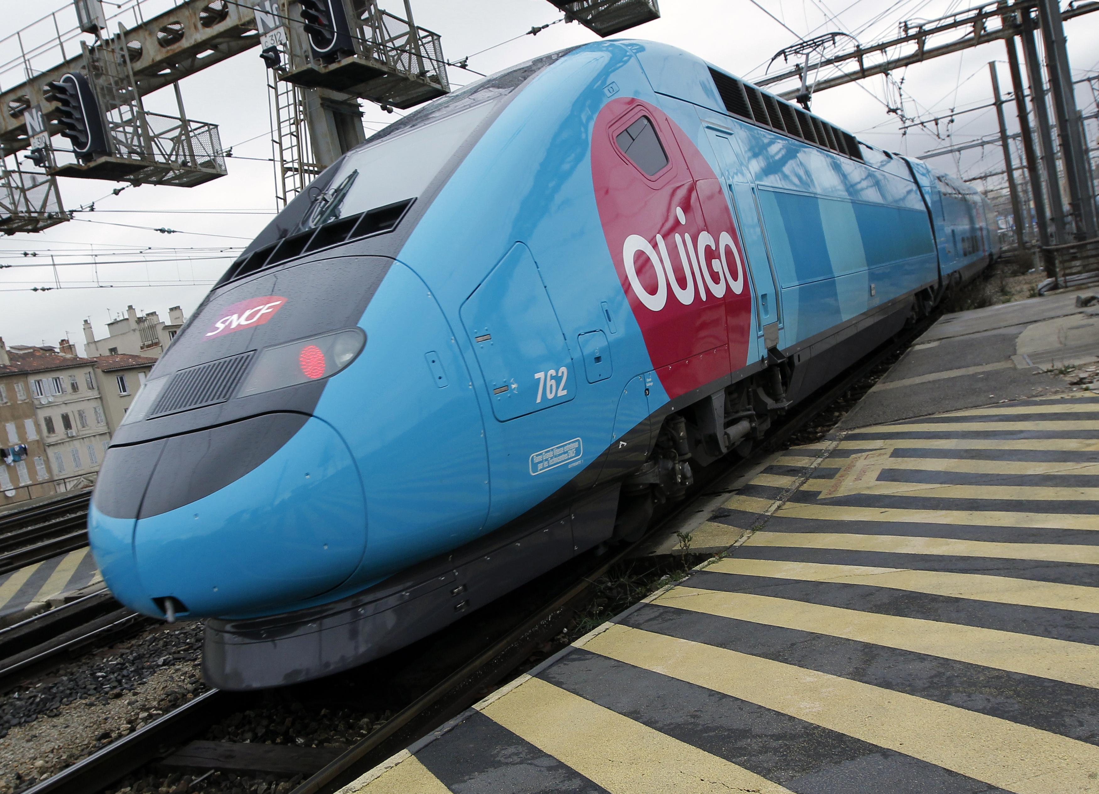 La SNCF prête à lancer les TGV Ouigo en Italie en riposte à l'arrivée de Trenitalia en France